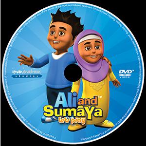 Lets Pray – Ali and Sumaya